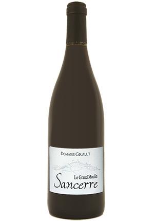 Vins rouges de Sancerre du Domaine Girault